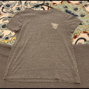 Vans Women's Gray T-shirt